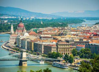 Dunaj v Budapešti | gekaskr/123RF.com
