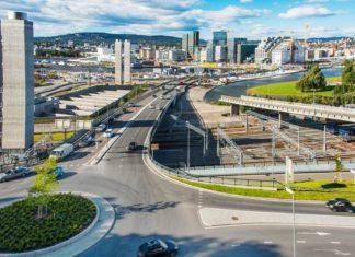 Panorama norského města Oslo   nanisimova/123RF.com