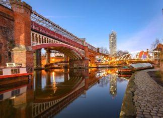 Pohled na Manchester | sakhaphotos/123RF.com