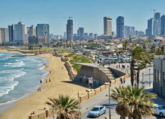 Výhled na nábřeží a město Tel Aviv | donaveh/123RF.com