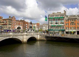 Centrum v Dublinu | rognar/123RF.com