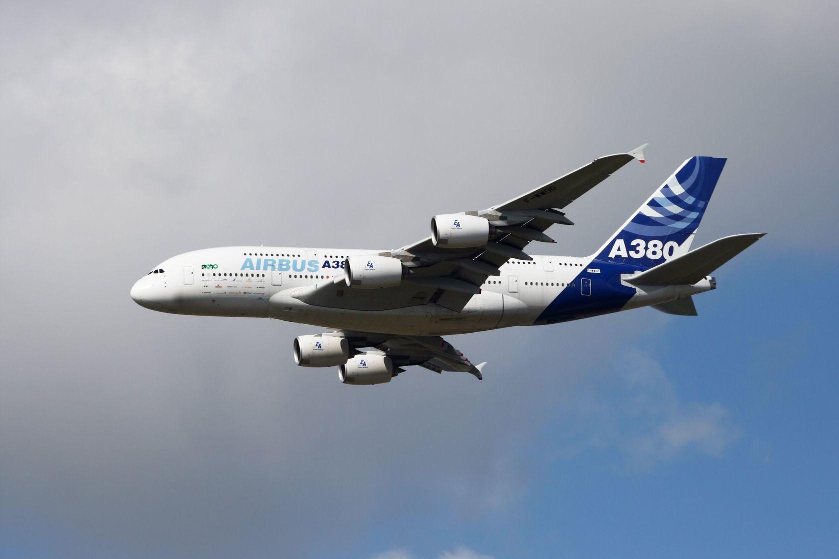 Airbus 380 | jvdwolf/123RF.com