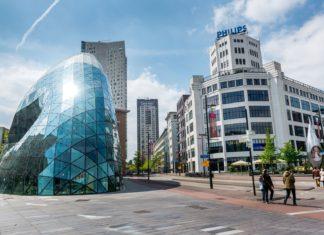 Budovy v Eindhovenu | amoklv/123RF.com