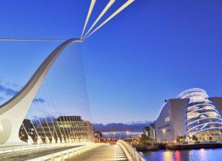 Most Samuela Becketta v Dublinu | jordachelr/123RF.com