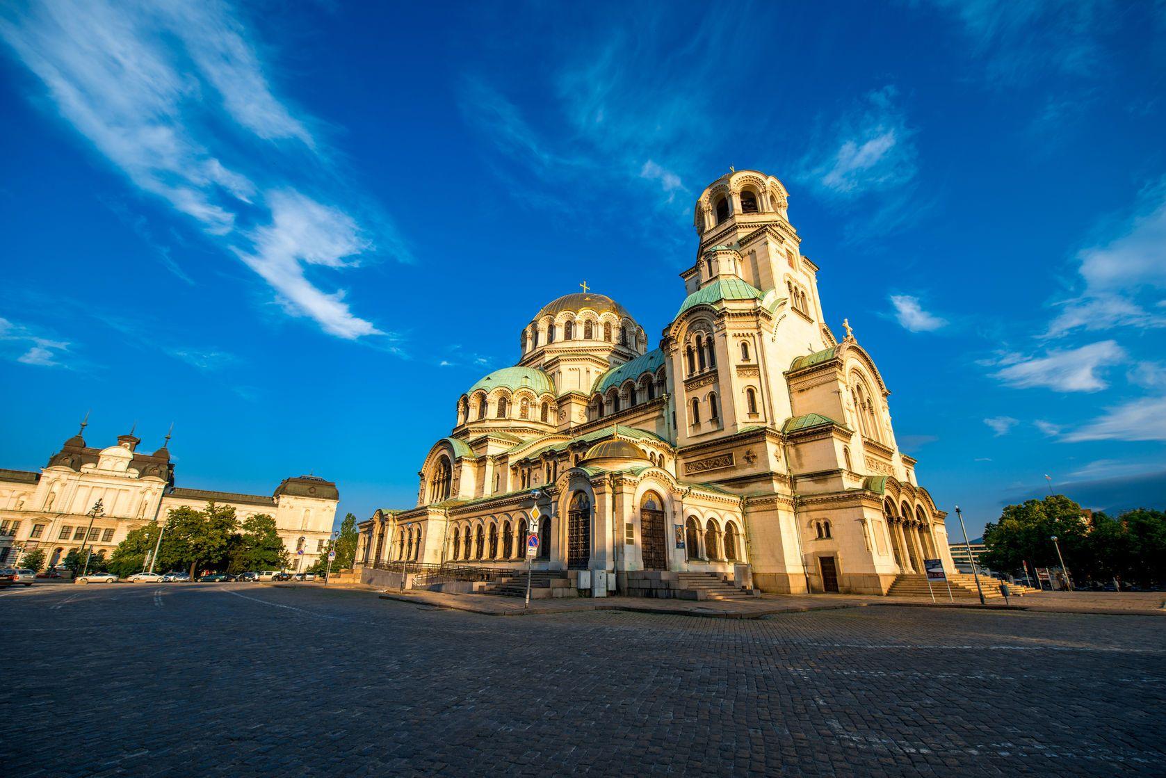 Katedrála svatého Alexandra Něvského v Sofii | rh2010/123RF.com