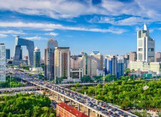 Panorama čínského Pekingu | sepavo/123RF.com