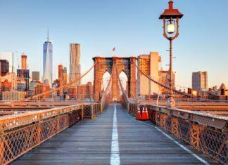 Brooklyn Bridge na Manhattanu | tomas1111/123RF.com