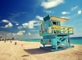 South Beach v Miami | sborisov/123RF.com