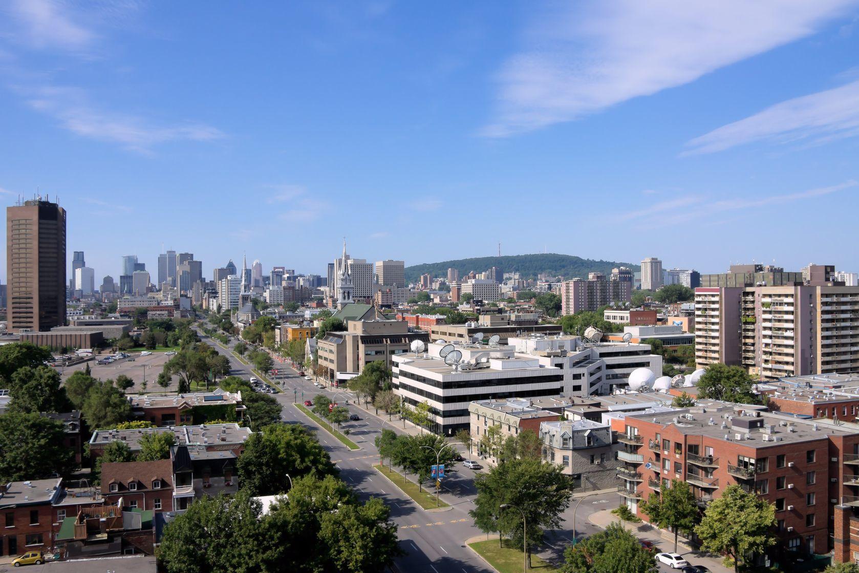Ulice v kanadském Montreálu | denis0856/123RF.com