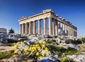 Chrám Parthenón v Athénách | samot/123RF.com