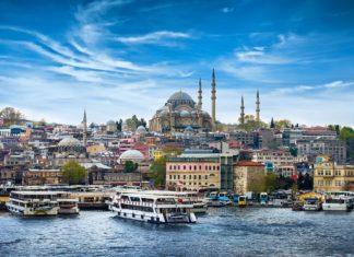 Pohled na turecké město Istanbul | seqoya/123RF.com