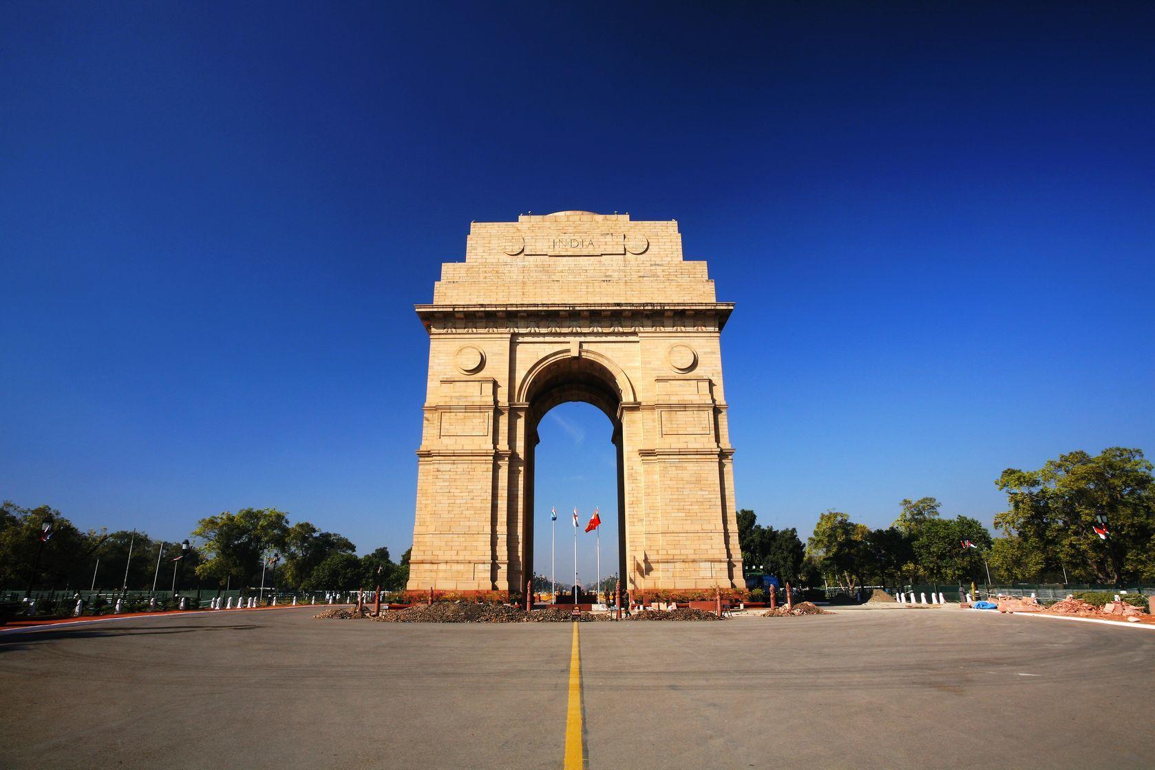 Brána Indie v Novém Dillí | think4photop/123RF.com