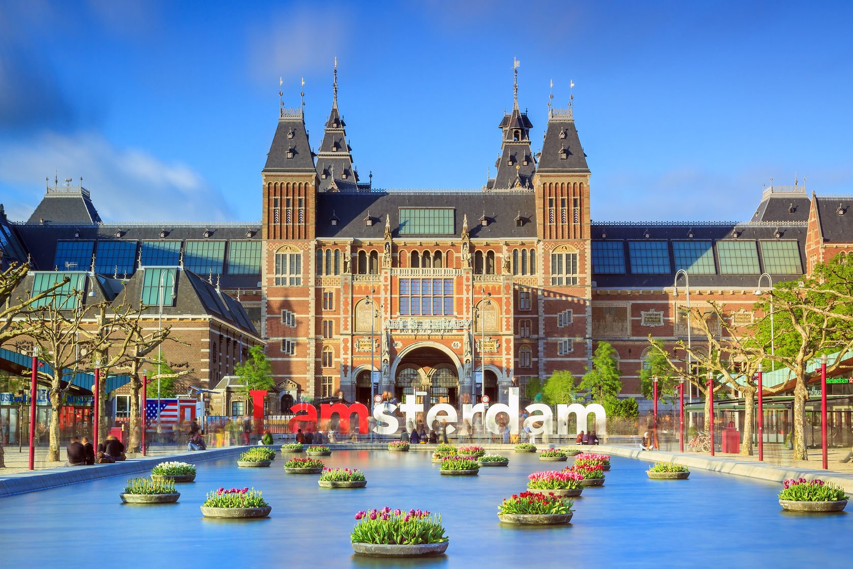 Rijksmuseum v Amsterdamu | dennisvdwater/123RF.com